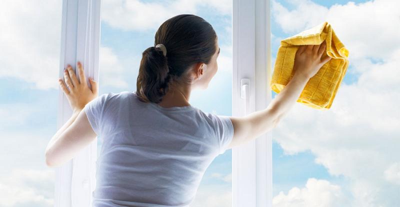 Limpiar ventanas con vinagre y limón ¡Solución simple y rápida ...