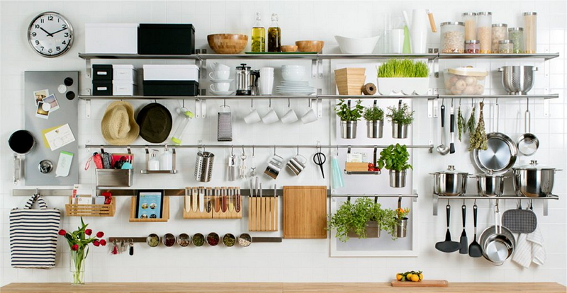 6 tips para organizar y mantener más ordenada y linda tu cocina – Zolvers  Blog 22d34baa58b0
